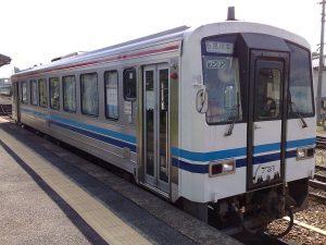 【TOMIX】キハ120形300番台 三江線 再生産