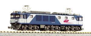 【KATO】EF64形1000番台(JR貨物新更新色)再生産