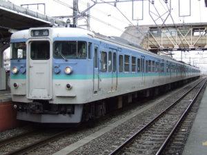 【KATO】115系1000番台(長野色)再生産