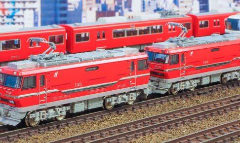 GREENMAX グリーンマックス gm 30655 名鉄EL120形電気機関車 2両(M+T)セット(動力付き)