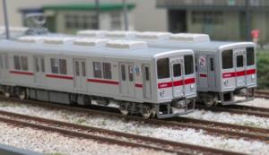 【グリーンマックス】東武鉄道10000型(北千住⇔久喜 開業120周年記念ステッカー付き)発売
