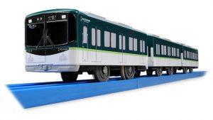 【プラレール】ぼくもだいすき!たのしい列車シリーズ 京阪電車10000系 発売