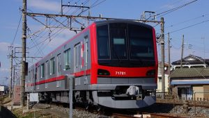 【グリーンマックス】東武鉄道70000系(71707編成)発売
