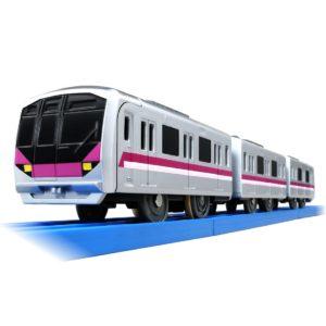 【プラレール】ぼくもだいすき! たのしい列車シリーズ 東京メトロ 半蔵門線 08系 発売