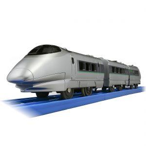 【プラレール】ぼくもだいすき! たのしい列車シリーズ 400系 新幹線 連結仕様 発売