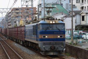 【KATO】(HO)EF510形500番台(JR貨物・JR東日本 北斗星色) 発売