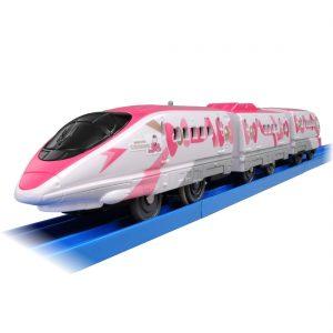 【プラレール】SC-07 ハローキティ新幹線 発売