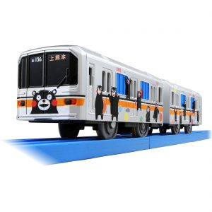 【プラレール】熊本電鉄 01形 ラッピング電車 くまモンバージョン 発売