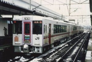 【グリーンマックス】キハ110形(飯山線) 発売