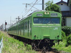【鉄コレ】103系3000番台 川越線 発売
