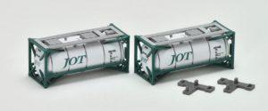 【TOMIX】ISO20ftタンクコンテナ(日本石油輸送・グリーン)再生産