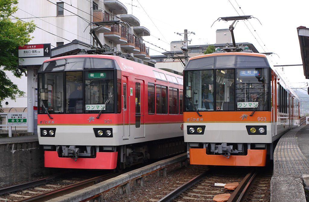 【KATO】叡山電鉄900系〈きらら〉2018年2月発売