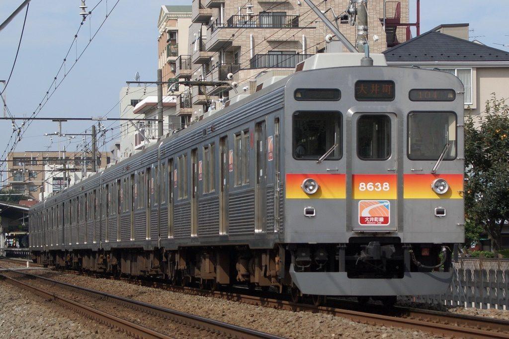 グリーンマックス】東急電鉄8500...