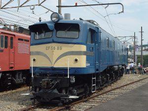 【KATO】EF58(上越形・ブルー)再生産