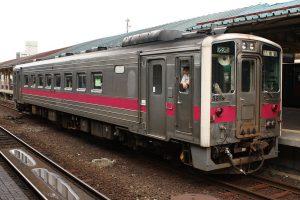【グリーンマックス】キハ54形500番代(ピンク帯)発売