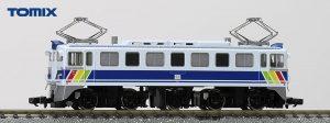 【TOMIX】限定品 ED62形電気機関車(14号機・浜松工場) 発売