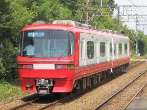 【グリーンマックス】名鉄1800系(新塗装)再生産