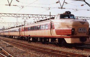 【KATO】485系「みどり」発売