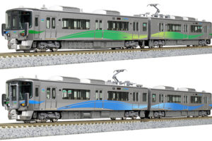 KATO カトー 10-1437 あいの風とやま鉄道521系