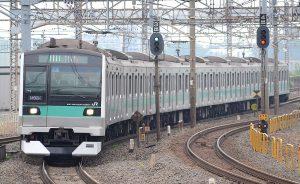 【TOMIX】E233系2000番台(千代田線直通用)再生産