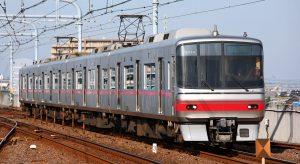 【グリーンマックス】名鉄5000系(ボルスタ付き台車編成・標識灯点灯)発売