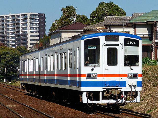 鉄コレ】関東鉄道 キハ2100形 20...
