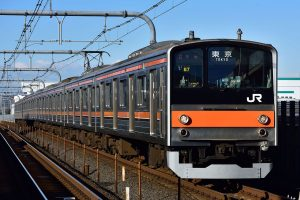 【KATO】205系5000番台 武蔵野線 発売