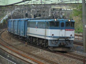 【KATO】EF65形2000番台(JR貨物2次更新色)発売