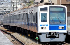 【グリーンマックス】西武鉄道6000系 アルミ車(6157編成・PMSM試験車)発売