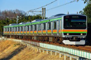 【TOMIX】E231系3000番台 川越線・八高線 発売