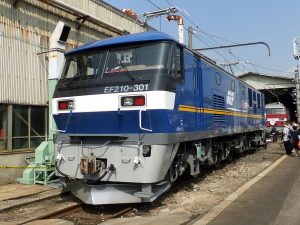 【KATO】EF210形300番代 発売
