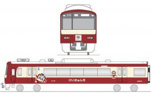 【グリーンマックス】京急電鉄2100形(けいきゅん号)発売