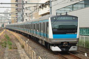 【KATO】E233系1000番台 京浜東北線 再生産