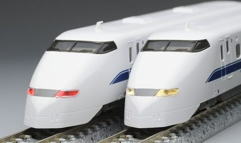 TOMIX トミックス JR 300-3000系東海道・⼭陽新幹線(後期型)基本セット-03