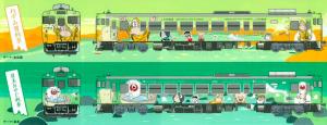 【TOMIX】キハ40形2000番台(ねずみ男列車・目玉おやじ列車)発売