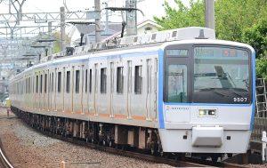【マイクロエース】相模鉄道9000系(新塗装・シングルアームパンタ)発売
