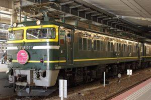 【KATO】EF81形+24系寝台特急「トワイライトエクスプレス」再生産