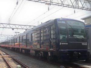 【マイクロエース】相模鉄道9000系(ヨコハマネイビーブルー・菱形パンタ)発売
