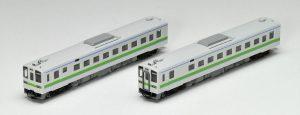 【TOMIX】キハ143形 室蘭本線 再生産
