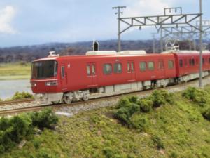 【グリーンマックス】名鉄1380系 再生産