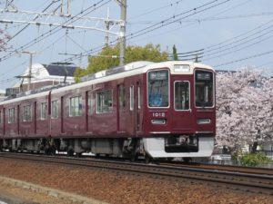 【ポポンデッタ】阪急電鉄1000系/1300系 発売