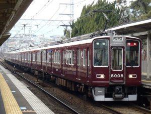 【グリーンマックス】阪急電鉄8000系・8300系(1次車)再生産