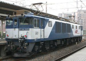 【TOMIX】EF64形1000番台(JR貨物更新車)再生産