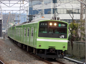 【グリーンマックス】201系体質改善車 大和路線(ND608編成)発売