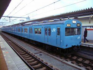 【マイクロエース】103系(JR西日本更新車・阪和線・スカイブルー)発売