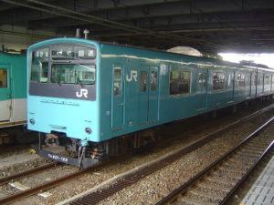 【グリーンマックス】201系体質改善車 大阪環状線(スカイブルー)発売