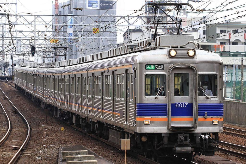 【エンドウ】(HO) 南海電鉄6000系 2019年8月発売