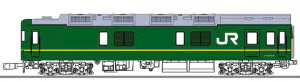 【KATO】京都駅店特製品 カニ24 14 トワイライトエクスプレス色 発売