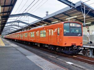 【グリーンマックス】201系体質改善車 大阪環状線/ICOCA10周年記念 発売