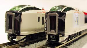 【KATO】京都駅店特製品 E259系成田エクスプレス(先頭車2両セット)発売